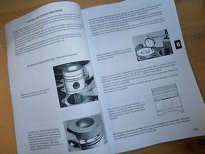 Bedford 8.2 litre.(500in).Diesel engine.Manual.TS1157