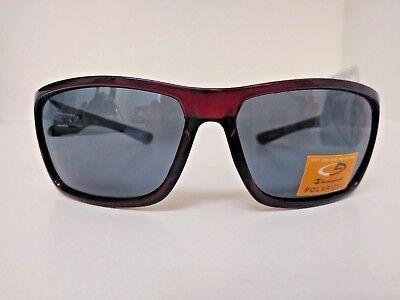 Green Plastic Sunglasses (CHAMPION Green Sunglasses  Burgundy Plastic Frame 100 % UV)
