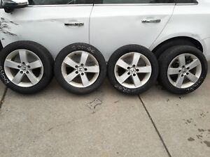 2006 -2011 Honda Civic Wheels Rims Factory with Tires Original 16x6.5