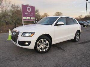 2012 Audi Q5 2.0L Premium CLEAN CAR PROOF ALL NEW TIRES BRAKES/
