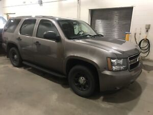 2012 Chevrolet Tahoe PPV (Police Pursuit Vehicle)