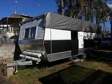 18' Millard Caravan-Excellent condition Woolloongabba Brisbane South West Preview