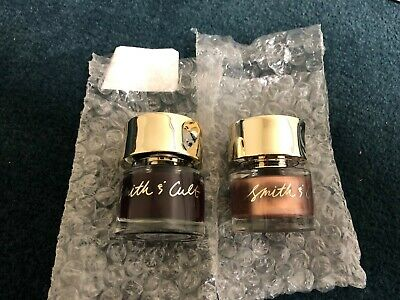 2X Smith And Cult Smith & Cult Nail Polish Lacquer Bite Your Kiss & 1972