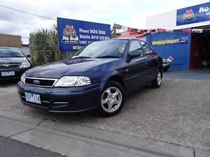 2001 Ford Laser AUTOMATIC RWC CHEAP CAR! Epping Whittlesea Area Preview