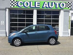 Freshly inspected 2008 Yaris!