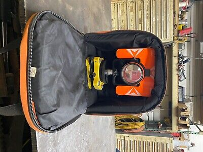 Topcon Model 10 Tribrach With Optical Plummet Adapter 4 And Omni Prism