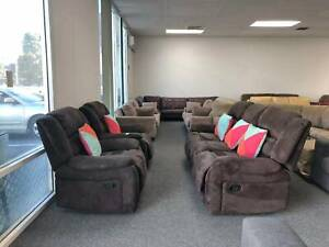 DELIVERY TODAY COMFORTABLE ALL RECLINER 3X1X1 sofas set lounge