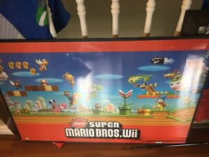 Mario room decor