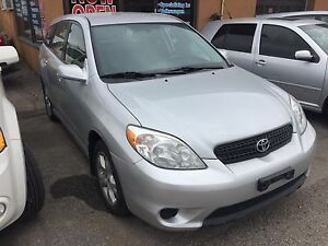 2005 Toyota Matrix AWD
