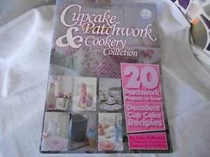 Cupcake Patchwork & Cookery Collection Frankston Frankston Area Preview