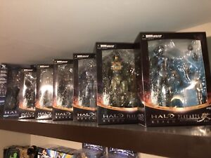 Square Enix play arts halo reach noble 6 team