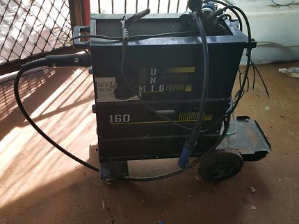 UniMig 160