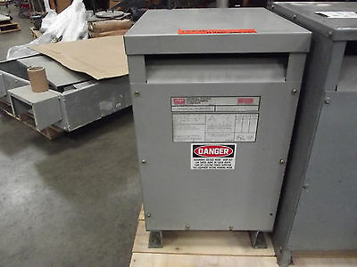 Federal Pacific Transformer 15 Kva  Hv 460 Lv 460y266