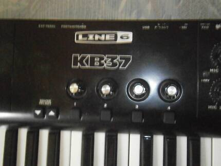 LINE 6 KB37 MIDI CONTROLLER Dandenong Greater Dandenong Preview
