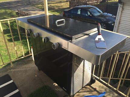 Rinnai 4 burner BBQ  Beacon Hill Manly Area Preview