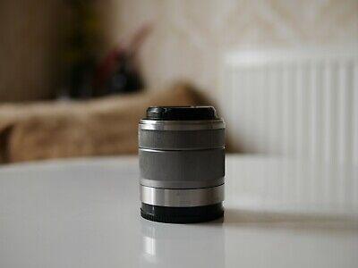 Sony SEL 18-55mm f/3.5-5.6 AS IS Aspherical OSS Lens E mount