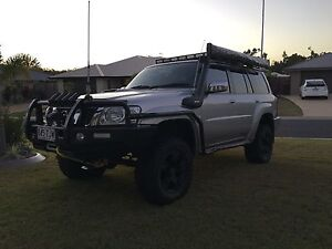 Nissan Patrol series 4 with extras!!!!! Sale or swap Rockhampton Rockhampton City Preview