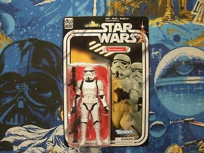 Star Wars Black Series  6 inch 40th Anniversary Stormtrooper Hasbro