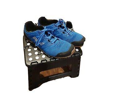 INOV8BARE-FX 210 V2 TRAINING SHOES, Blue, Size UK 9.5 - £110