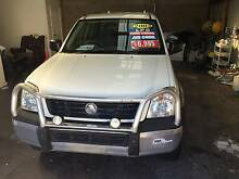 2003 Holden Rodeo CREW CAB DUAL FUEL LPG 4X4 3 MONTHS NSW REGO Smithfield Parramatta Area Preview