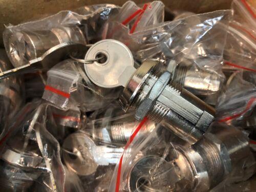 Northwestern 60 80 Gumball Candy Bulk Vending Machine Lock & Key Euro Locks KIT