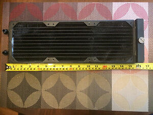 3x120mm Water cooling Rad for PC