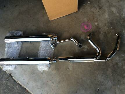 HArley CVO Ultra exhaust system Byron Bay Byron Area Preview