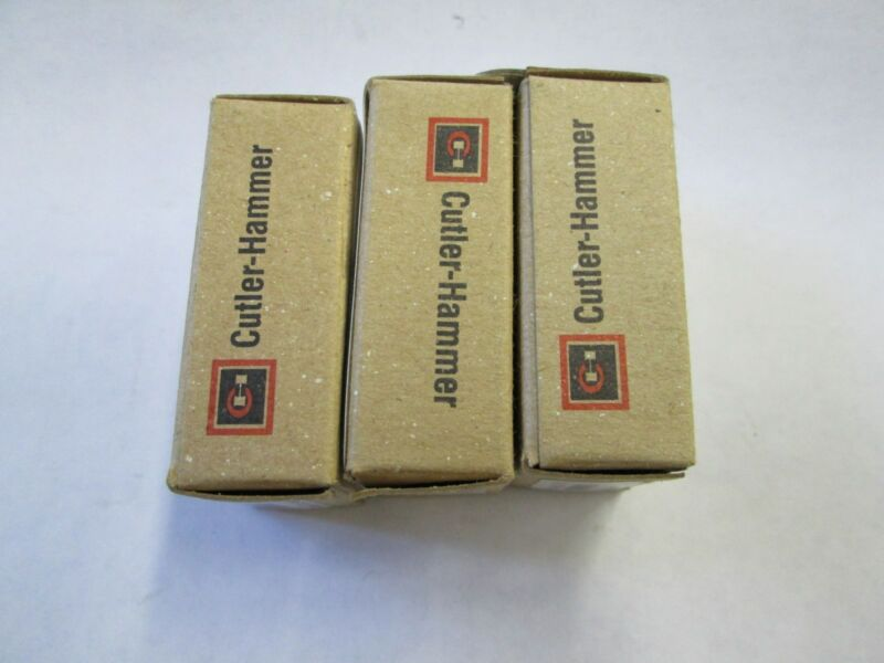 LOT OF THREE CUTLER-HAMMER OVERLOAD RELAYS H1114