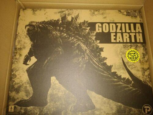 X plus Godzilla Earth RIC