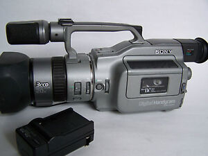 Sony-Handycam-DCR-VX1000-Good-Condition-Japanese