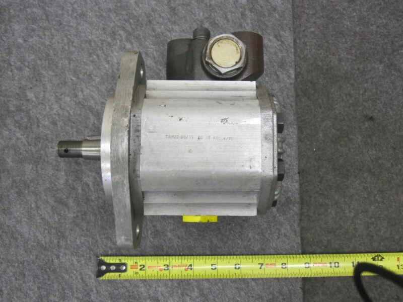 SAUER-SUNSTRAND GEAR PUMP TAM22-90/38  00-07-RSE.E/7C