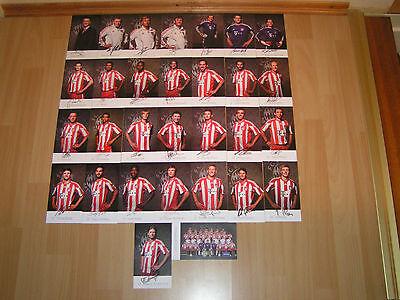 FC Bayern München 30 Stück Autogrammkarten Saison 2010/2011 Top