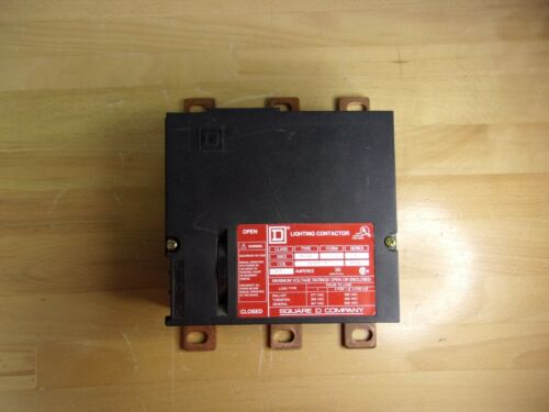 8903-PBW11B SQUARE -D CONTACTOR BLOCK