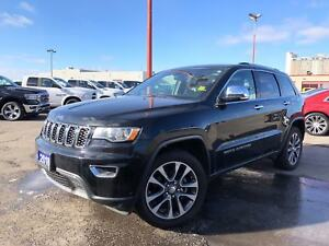 2018 Jeep Grand Cherokee LIMITED**LEATHER**SUNROOF**8.4 TOUCHSCR