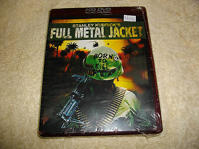 full metal jacket hd dvd hd player only stanley kubrick's se