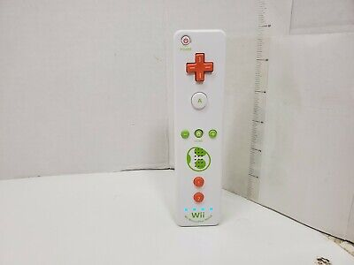 Nintendo Wii Yoshi Remote With Motion Plus Inside Controller Official OEM