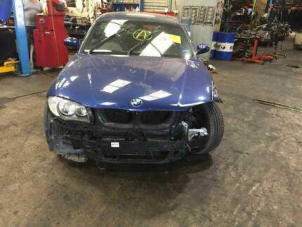 BMW 125I bmw 125i e82 coupe wrecking complete car 4 parts only bm Northmead Parramatta Area Preview