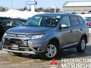 2016 Mitsubishi Outlander ES REDUCED | AWC | HEATED SEATS | W...