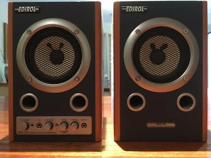 Edirol/Roland MA-7A Mirco Studio Monitors