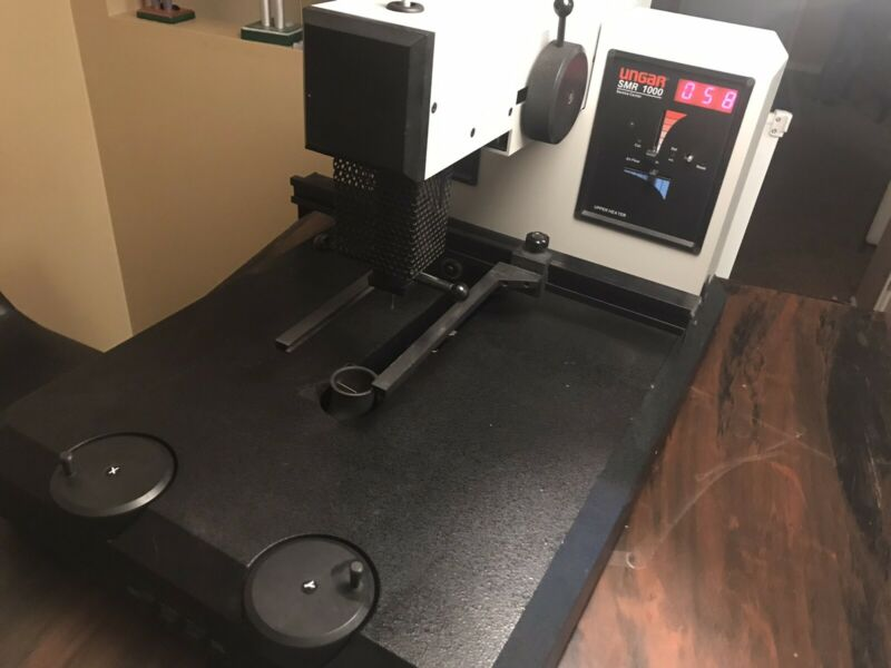 Ungar SMR 1000 Hot Air Industrial Tabletop Reworking Desoldering Machine Unit
