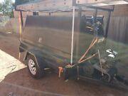 7x4 single axle tradesman trailer Eumemmerring Casey Area Preview