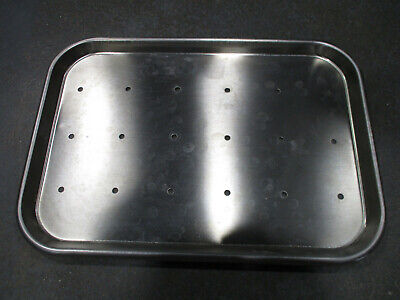 Stainless Steel Medical Instrument Mayo Dental Tattoo Tray 10.5 X 15 Inches