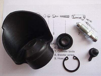 SAAB 95 96 V4 Sonnet NEW clutch slave cyl repair kit 2t