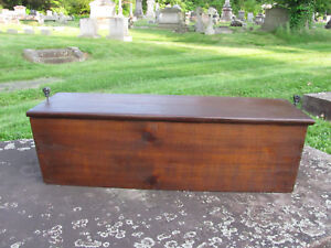 Wood Coffin: Home & Garden | eBay