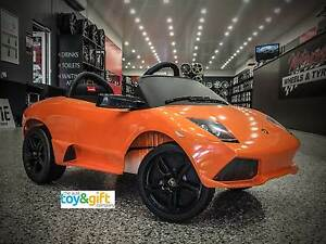 RIDEON 6 VOLT LAMBORGHINI LICENSED DESIGN R/C CAR Electric Car Derrimut Brimbank Area Preview