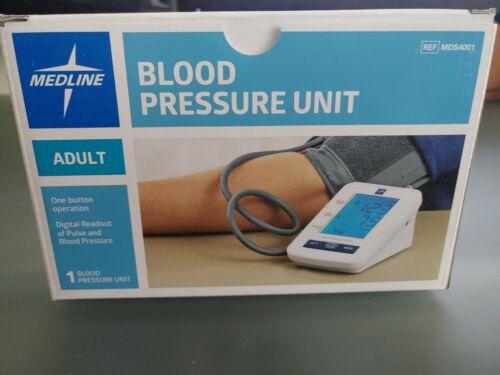 Medline Digital Blood Pressure Monitor Unit with Cuff – On