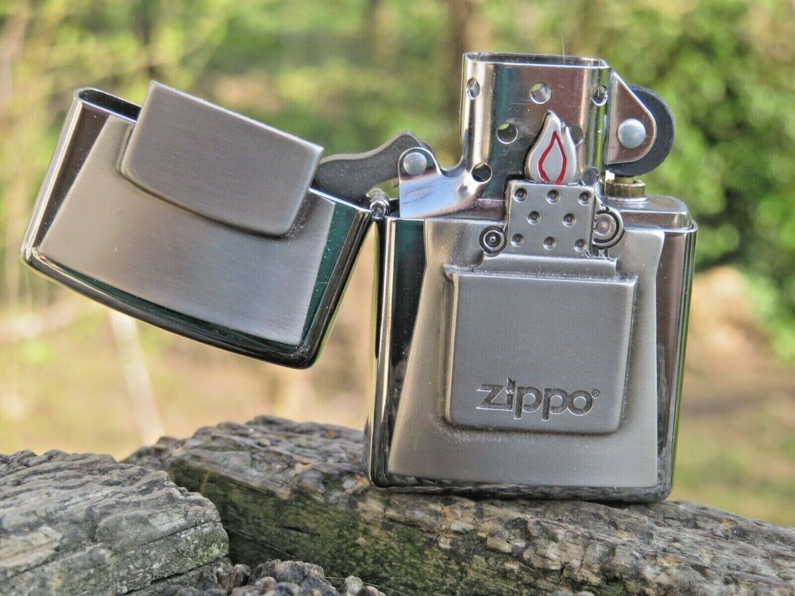 ZIPPO LIMITED EDITION EURO RELEASE  336/500 FLAME LIGHTER NE