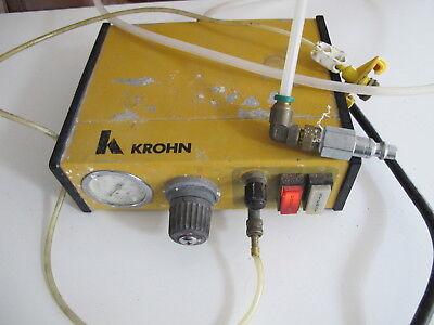 Krohn Air Vacuum Dispensing Pen Unit 125 Vac 250240