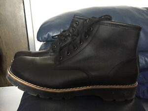 Men's Roots size 12 leather boots