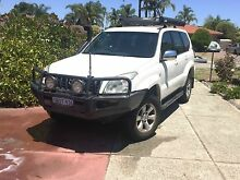 2004 Toyota Landcruiser Prado GXL 120 V6 Thornlie Gosnells Area Preview